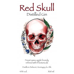 Red Skull (Apple Gin)